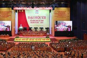 Hôm nay (12.12), tại Hà Nội, chính thức khai mạc Đại hội VII