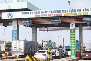 Giao quyền thu phí cao tốc cho công ty của Vũ Thị Hoan trái quy định pháp luật?