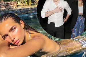Quý tử nhà Beckham 'xứng danh đệ nhất sát gái' khi lại yêu người mẫu