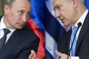 Nóng: Israel tiết lộ chuyện 'mặc cả' với Nga về Iran tại Syria