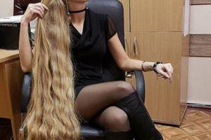 Ngỡ ngàng vẻ đẹp của 'công chúa tóc mây' Ukraine
