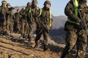 Lính Triều-Hàn lần đầu dám làm chuyện nguy hiểm này ở biên giới