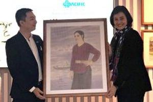 Trưng bày gần 60 tác phẩm của họa sĩ Nguyễn Thụ