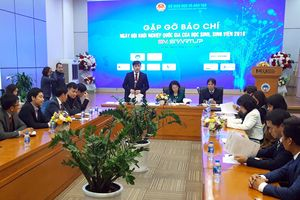 Ngày hội khởi nghiệp quốc gia của học sinh, sinh viên sẽ được tổ chức vào ngày 16-12