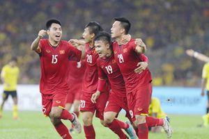 Malaysia 2 - 2 Việt Nam: Đánh rơi chiến thắng đầy tiếc nối