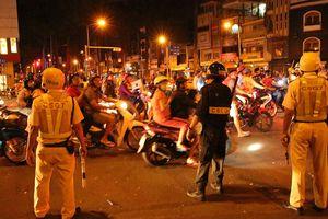'Đi bão' sau trận đấu Việt Nam - Mailaysia, 84 trường hợp bị xử phạt