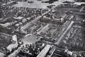 Hình ảnh cực hiếm về hội chợ đấu xảo Hà Nội 1938