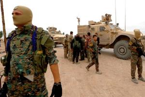 Mỹ dựng trạm quan sát ở biên giới Syria, bất chấp phản đối của Thổ Nhĩ Kỳ