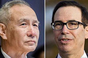Đàm phán thương mại Mỹ -Trung tiến triển