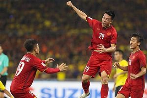 Báo Thái Lan tin Việt Nam sẽ vô địch AFF Cup 2018