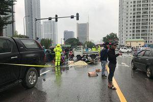 Người đàn ông đi xe máy tử vong sau va chạm với ô tô