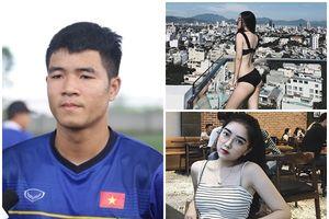Bạn gái Văn Đức là Hoa hậu, nhưng người yêu Đức Chinh mới sexy nhất trong dàn WAGs Việt