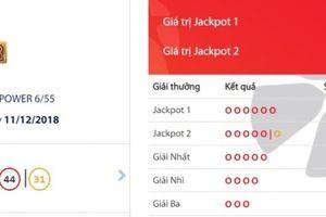 Xổ số Vietlott: Giải thưởng Jackpot trị giá hơn 47 tỷ có tìm thấy chủ nhân?