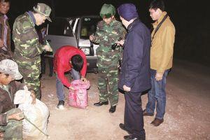 Hải quan Lạng Sơn: Dàn quân ngăn hàng lậu tháng 'củ mật'