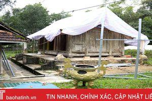 Thiếu nguồn lực trùng tu, đền Công Đồng xuống cấp nghiêm trọng