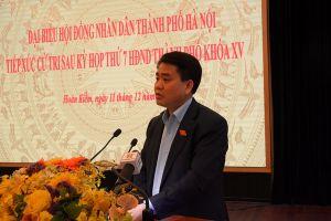 Chủ tịch Hà Nội: Trường đua ngựa Sóc Sơn sẽ mang về hơn 1.000 tỉ đồng/năm