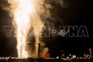 Mỹ thử nghiệm hệ thống đánh chặn tên lửa đạn đạo