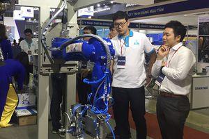 350 doanh nghiệp tham gia triển lãm quốc tế máy móc thiết bị công nghiệp
