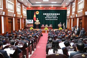 Ninh Bình lấy phiếu tín nhiệm 27 người giữ chức vụ do HĐND bầu