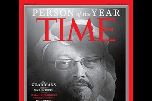 Tạp chí Time vinh danh các nhà báo là 'Nhân vật của năm 2018'