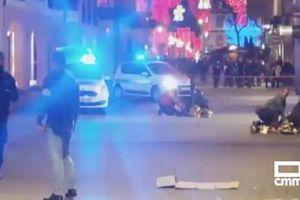 4 người thiệt mạng trong vụ xả súng ở chợ Giáng sinh