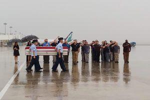 Việt Nam trao trả hài cốt quân nhân Hoa Kỳ lần thứ 147 tại sân bay Đà Nẵng