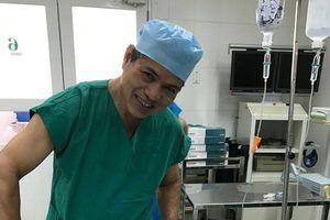 Thày thuốc 'cứu tinh' bệnh nhân ung thư xương