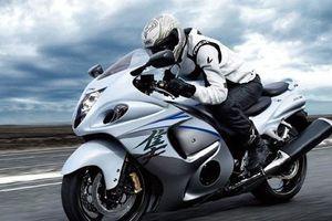 Suzuki ngừng sản xuất mẫu mô tô Hayabusa