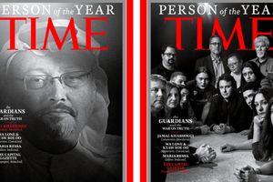 Tạp chí Time vinh danh nhà báo Khashoggi là Nhân vật của năm