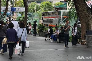 Từ 1/1/2019, phải hút thuốc đúng chỗ trên đường Orchard ở Singapore