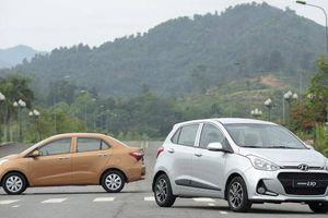 Hyundai Grand i10 và KIA Morning giành lại vị thế từ Toyota Wigo