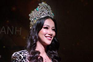 Phương Khánh khẳng định không mua giải Hoa hậu Trái đất 2018