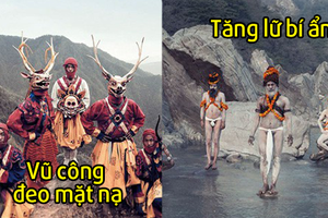 20 bức ảnh đẹp 'ná thở' của các bộ lạc biệt lập trên khắp thế giới, số 15 siêu ấn tượng