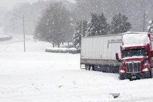Đông Nam nước Mỹ: Bão tuyết khiến 3 người chết