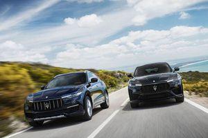 Triệu hồi hơn 6.000 xe Maserati Ghibli và Quattroporte vì nguy cơ gây cháy