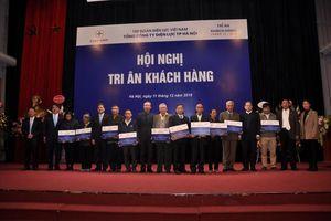EVN HANOI tri ân khách hàng khách hàng sử dụng điện trên địa bàn Thủ đô