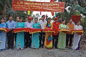 Công trình chào mừng Đại hội Hội Nông dân Việt Nam