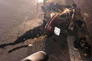 Tông trúng xe cứu thương, nam thanh niên tử vong trên QL51