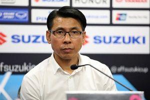 HLV ĐT Malaysia nói gì sau trận chung kết lượt đi đầy kịch tính?