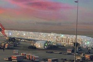 Sự thật về máy bay của 'nhà giàu' Dubai phủ kim cương