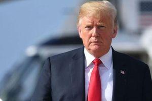 Tổng thống Trump bất đồng với lãnh đạo Dân chủ về bức tường biên giới