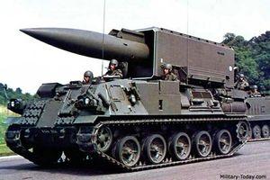 'Kẻ hủy diệt' Pluton - Tên lửa đạn đạo chiến thuật tầm ngắn của Pháp