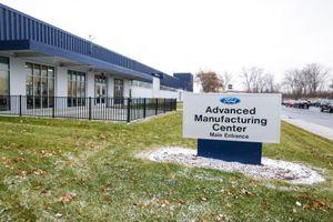 Ford mở trung tâm sản xuất tiên tiến mới