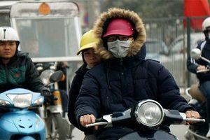 Không khí lạnh tăng cường: Nhiều nơi rét đậm, mưa to đến rất to