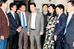 Hà Tĩnh lấy phiếu tín nhiệm 28 chức danh