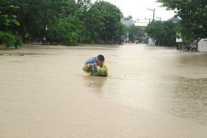 9 người chết, mất tích do mưa lũ tại miền Trung