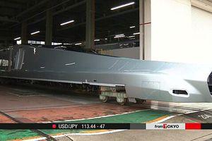 Nhật Bản ra mắt tàu siêu tốc Shinkansen thế hệ mới
