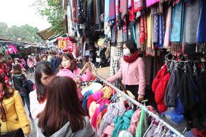 Quần áo chống rét: 'Cháy hàng', tăng giá