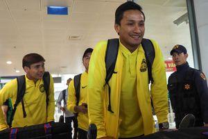 Malaysia có mặt tại Nội Bài, sẵn sàng tái đấu tuyển Việt Nam