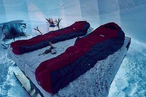 Lều tuyết, cabin không mái và 10 nơi ở khác lạ trên thế giới